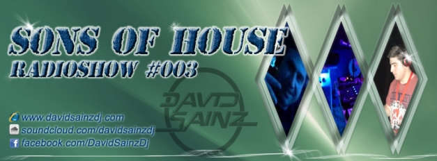 flyer radioshow SONS OF HOUSE #003