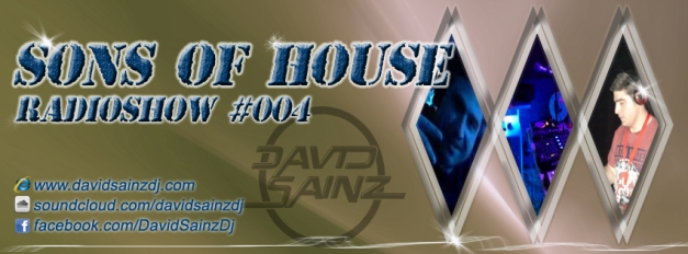 flyer radioshow SONS OF HOUSE #004