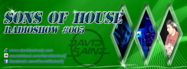 flyer radioshow SONS OF HOUSE #005