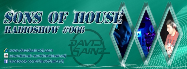 flyer radioshow SONS OF HOUSE #006