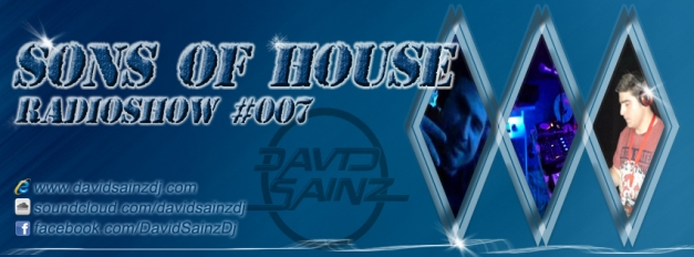 flyer radioshow SONS OF HOUSE #007
