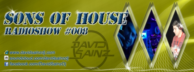 flyer radioshow SONS OF HOUSE #008