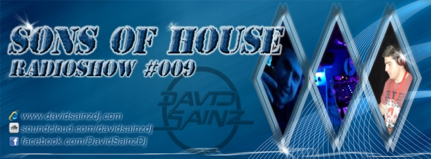 flyer radioshow SONS OF HOUSE #009