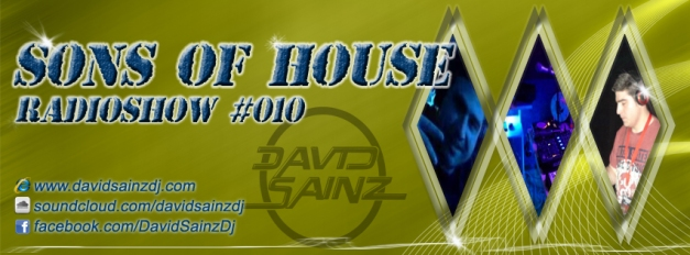 flyer radioshow SONS OF HOUSE #010