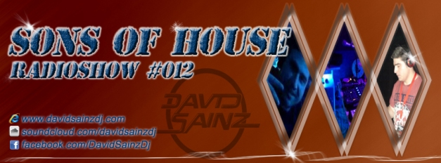 flyer radioshow SONS OF HOUSE #012