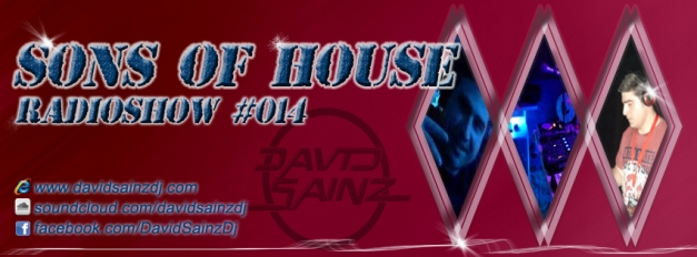 flyer radioshow SONS OF HOUSE #014