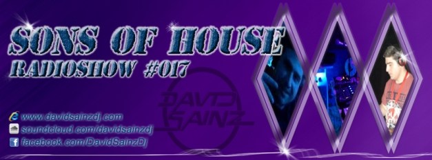 flyer radioshow SONS OF HOUSE #017