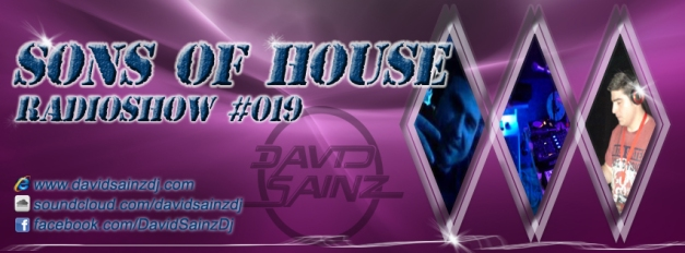 flyer radioshow SONS OF HOUSE #019