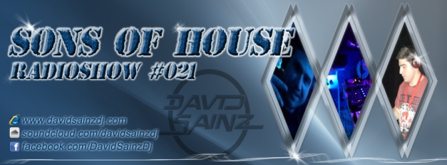 flyer radioshow SONS OF HOUSE #021