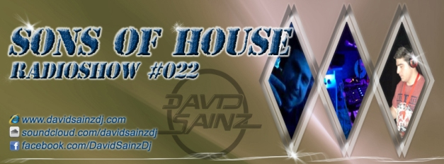 flyer radioshow SONS OF HOUSE #022