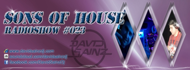 flyer radioshow SONS OF HOUSE #023